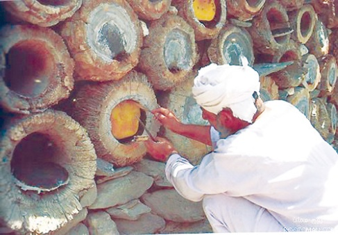 Oman produces superior quality honey